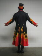 Ombre Flames ~ Ring Master Coat, 2007